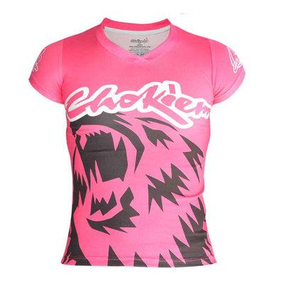 Drifit shirt roze