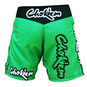 MMA short groen LY-1